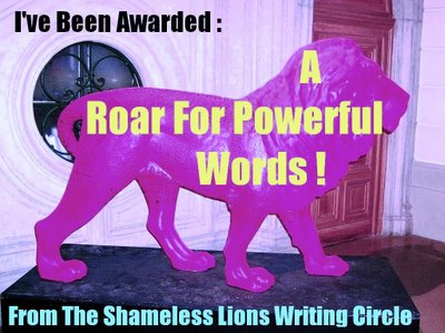 Kristen King Awarded a Roar for Powerful Words